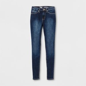 Mossimo High Rise Skinny Jeans NWT 6 LONG